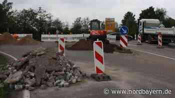 Gunzenhausen: Baustelle an der Umgehung - Nordbayern.de