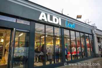 Aldi trials home delivery with Deliveroo