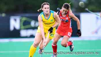 Commerford uses time at home to refresh ahead of Olympics assault - South Coast Register