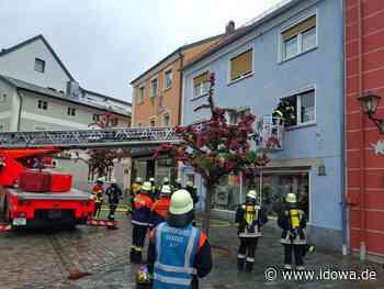 Furth im Wald: Drei Leichtverletzte bei Wohnungsbrand - Straubinger Tagblatt
