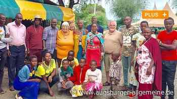 Hilferuf aus Kenia wegen Corona: Wie ein Meitinger den Massai hilft - Augsburger Allgemeine