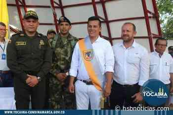 En Tocaima, el alcalde ya nombró a sus secretarios de despacho - HSB Noticias