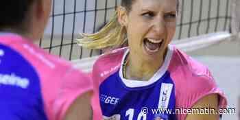 Volley féminin : l'expérimentée Isaline Sager-Weider rejoint le RC Cannes