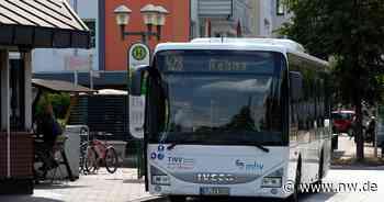 Lastwagenfahrer aus Löhne (43) bedroht Jugendliche am ZOB in Bad Oeynhausen - Neue Westfälische