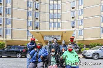 Crystal Towers residents look with uncertainty to sale of public-housing community