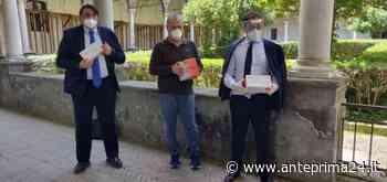 Città Metropolitana, consegnate 1.000 mascherine all'Ospedale Civile di Nola - anteprima24.it
