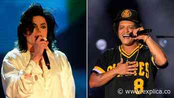 The theory that Michael Jackson is the father of Bruno Mars - Explica