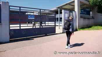 Déconfinement. Environ 200 collégiens ont fait leur rentrée à Gisors - Paris-Normandie