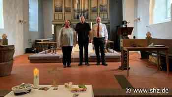 Kropp: Pastoren Jutta Selbmann, Michael Jastrow und Hergen Köhnke freuen sich auf den ersten Gottesdienst   shz.de - shz.de