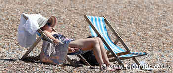 UK Weather: Met Office expect temperatures to soar up to 27C this week