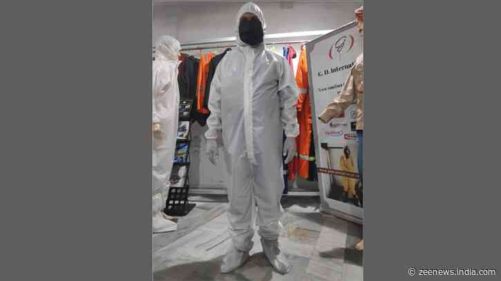 COVID-19: IIT-Delhi researchers develop affordable, breathable PPE coverall