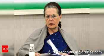 Sonia Gandhi calls meeting of opposition parties on May 22 to discuss coronavirus crisis, difficulties of migrant workers