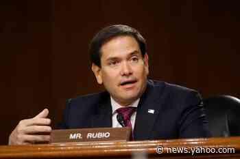 Senator Rubio chosen as acting Intelligence Committee chairman