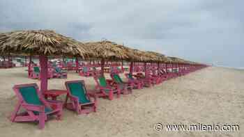 Madero, buscan evitar accidentes en playa miramar por violar filtros - Milenio