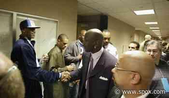 "NBA News - LeBron James: Mein Spiel ""würde perfekt zu Michael Jordan passen"" - SPOX.com"