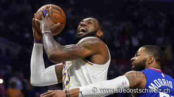LeBron James, Kevin Durant und Co. wollen wieder spielen - suedostschweiz.ch