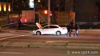 Man shot while driving in Etobicoke suffers serious injuries: police - CP24 Toronto's Breaking News
