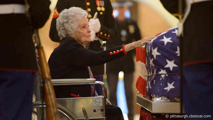 Annie Glenn, Widow Of Astronaut And U.S. Sen. John Glenn, Dies At 100 From Coronavirus Complications