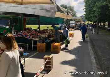 Da domani il mercato di Sesto Calende riapre a tutti gli operatori - Verbanonews.it