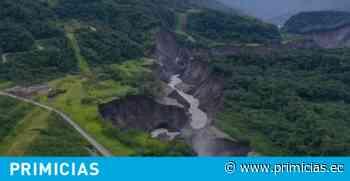 Erosión del río Coca: evalúan variante para la vía Quito - Lago Agrio - Primicias