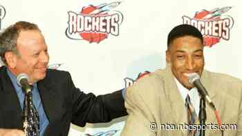 Bulls owner Jerry Reinsdorf: 'Not a chance in the world' Scottie Pippen would've signed one-year contract
