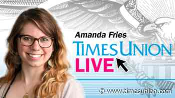 Times Union Live: Amanda Fries at 1 p.m. Wednesday