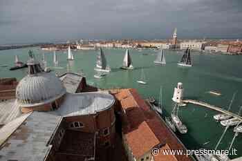 Venice Hospitality Challenge - Maxi Yacht in piazza San Marco | www.pressmare.it/ - pressmare.it