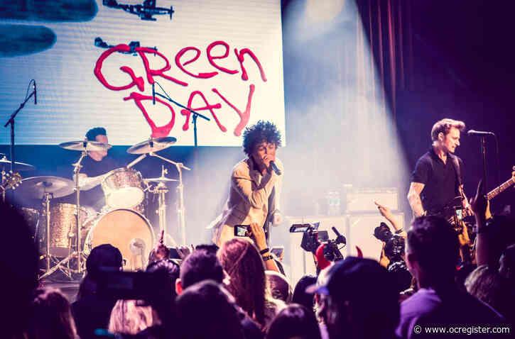 Green Day reschedules its Hella Mega Tour to 2021 due to coronavirus