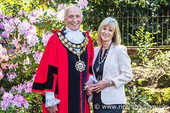 New Mayor of Richmond upon Thames