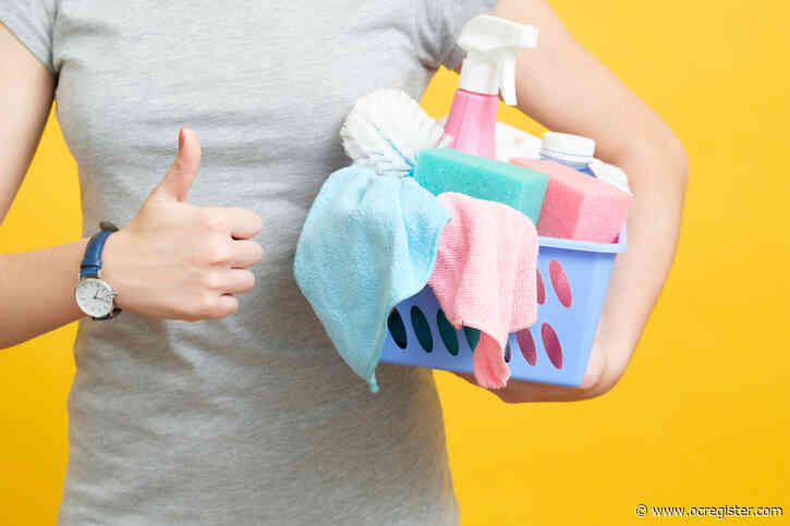 Spring cleaning? 5 easy ways to make your home nontoxic
