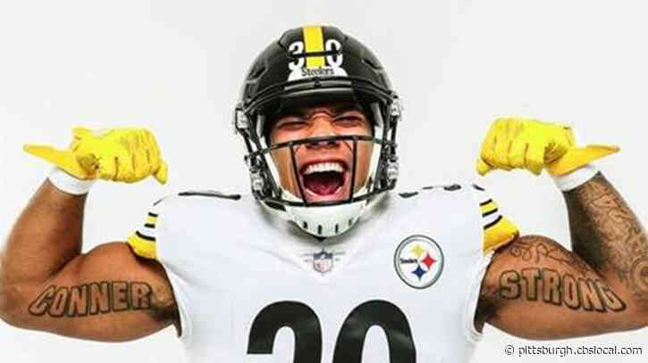 'I'm Pittsburgh Through And Through': Steelers RB James Conner Talks About The Future Of Football And His Career On Adam Schefter's Podcast