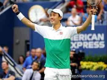 Kei Nishikori reveals why he loves tennis - Tennis World USA