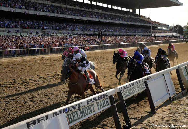 Belmont Stakes will lead off Triple Crown on June 20 without fans