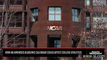 Forde: How an Altered Academic Calendar Could Impact Winter Sports - Sports Illustrated