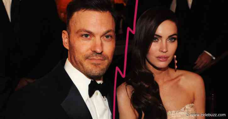 Megan Fox and Brian Austin Green are Over