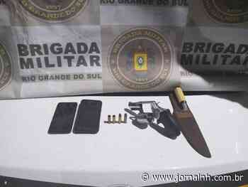 Dupla é presa após tentativa de homicídio no centro de Esteio - Jornal NH