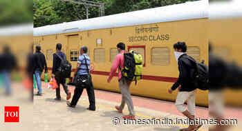 Railways to operate 200 non-ac, second class passenger trains daily from June 1