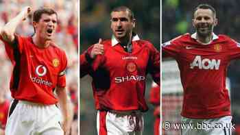 Premier League: Cantona? Keane? Giggs? Pick your Man Utd title-winning XI