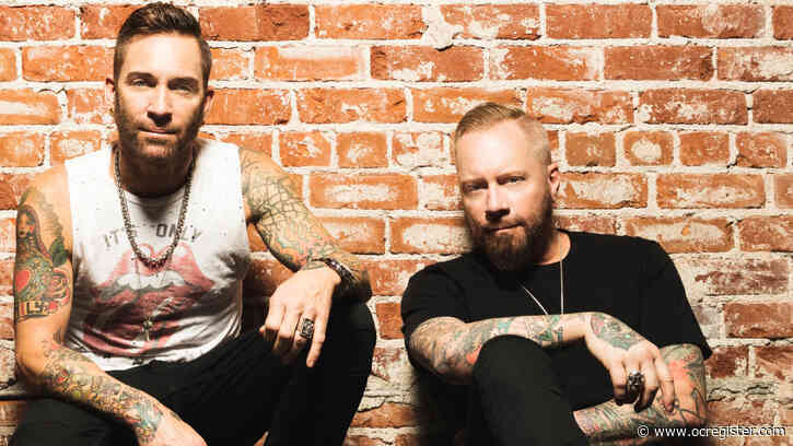 Orange County rock band Lit's Jeremy and Ajay debut new country project The Popoff Brothers