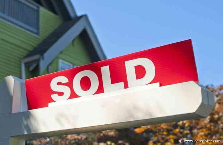 Coronavirus chill drops home sales 31.5% in Southern California