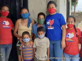 Familias en Barinas están protegidas por el Carnet de la Patria - Últimas Noticias