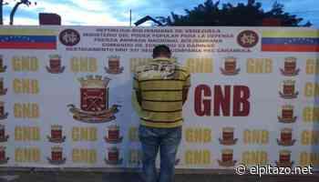 Barinas | Guardia Nacional detiene a agricultor por irrespeto a la autoridad - El Pitazo