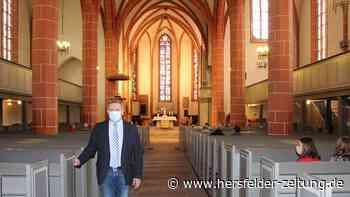 In den Kirchen im Kreis wird wieder Gottesdienst gefeiert | Bad Hersfeld - hersfelder-zeitung.de