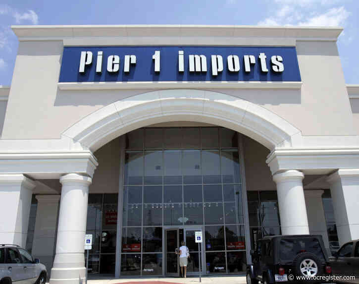 Pier 1 to permanently shut all stores after coronavirus upends sale