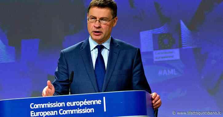 """Ue, telefonata Conte-Macron: """"Recovery fund sia all'altezza della sfida"""". Le Maire avverte: """"Austria, Danimarca, Svezia e Olanda contrarie"""". Dombrovskis: """"Ambizione Commissione è arrivare a mille miliardi"""""""