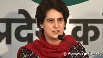 Bus for migrants: Priyanka Gandhi`s aide, UP Congress chief booked for forgery