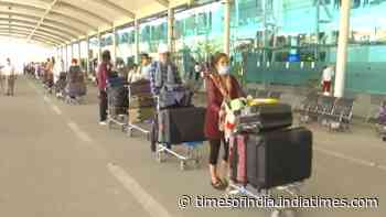 Special flight carrying stranded NRIs leaves for Canada