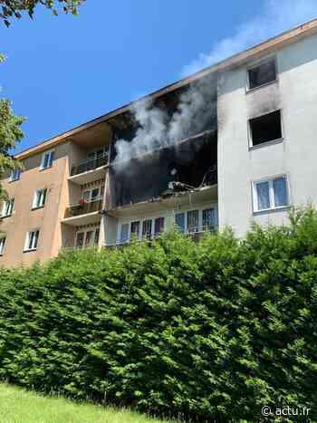 Seine-et-Marne. Incendie dans un immeuble à Chelles - actu.fr