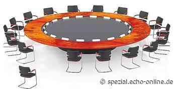 Seeheim-Jugenheim: Runder Tisch zur Corona-Krise - Echo-online