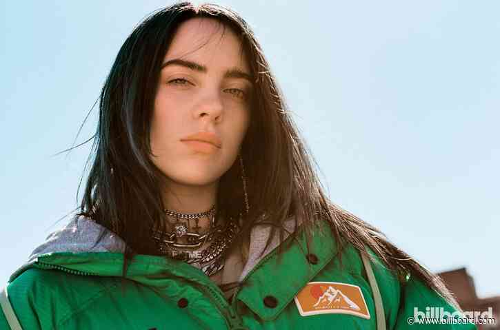 A Billie Eilish Fashion Line Is Coming With the Help of Takashi Murakami